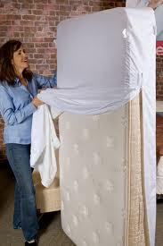 Encase mattress & base.