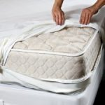 Total mattress encasement prevent bed bugs & dust mites